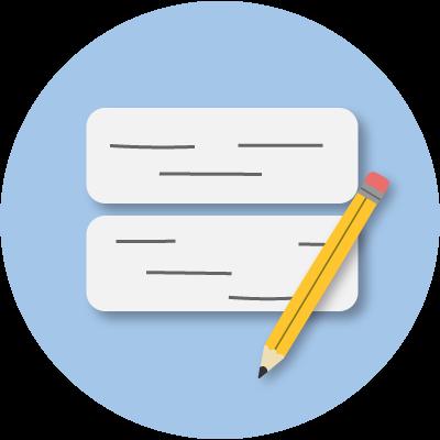 Gap Fill Writing Activities